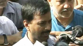 Video : Anna will come out of Tihar after Ramlila ground is ready: Kejriwal