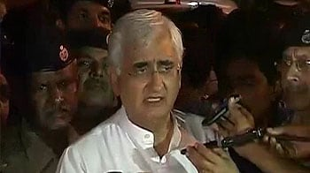 Video : There is nothing to report immediately: Khurshid