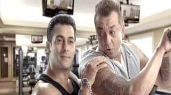 Video : Two Bigg Bosses: Sanju and Salman