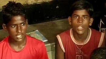 Video : Slum children to escort Messi