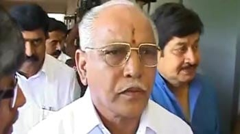 Video : Yeddyurappa moves like a chief minister should