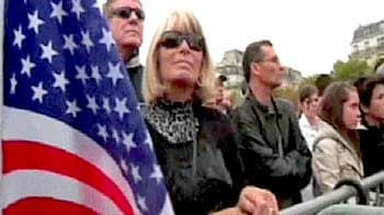 Video : In memory, world comes together for 9/11 victims