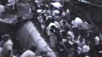 Video : एक और रेल हादसा, 10 मरे