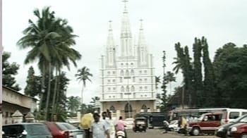Video : Factional feud in Kerala over shrine