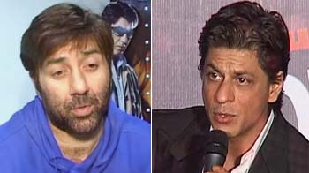 Video : What is SRK busy doing? Sunny Deol's reality show debut