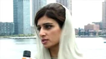 Video : Don't humiliate Pak, it will be at your own cost: Hina Rabbani to US