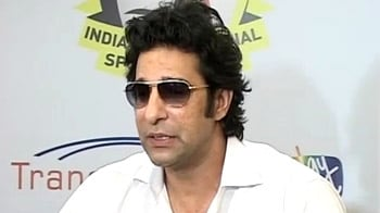 Video : Shoaib destroyed his own career: Wasim Akram