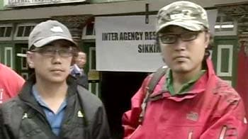 Video : Sikkim quake: One week later