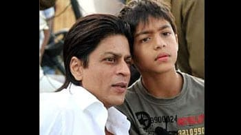 Video : SRK: The son also rises