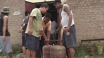 Video : Manipur blocked for over two months; cooking gas selling at Rs. 1700 a cylinder