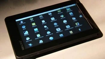 Video : The Aakash: At $50, the world's cheapest tablet