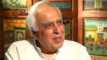 Video : Exclusive: Kapil Sibal on the $50 tablet