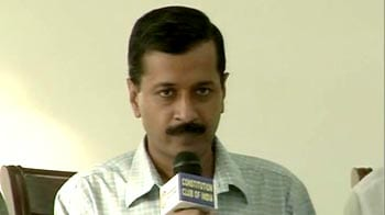 Video : Arvind Kejriwal denies reports of rift within Team Anna