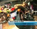 Harley Davidson cruises into India