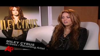 Miley talks about her new sexy image