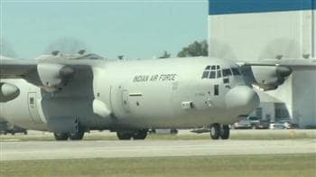 Video : Indian Air Force's new super Hercules plane