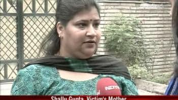 Video : Parents of ragged students react