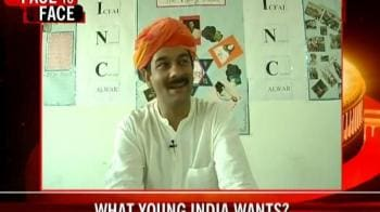 Video : What does Alwar youth want?