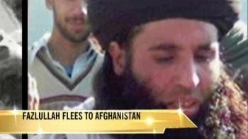 Video : Taliban leader Fazlullah gives Pak army a slip
