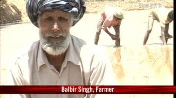 Video : Late monsoon a dampener for farmers