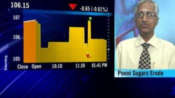 Video : Expect 10% rise in sugar prices: Ponni Sugars