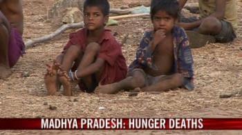 Video : Madhya Pradesh: Epicentre of hunger