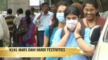 Video : Swine flu: Mumbai shuts down