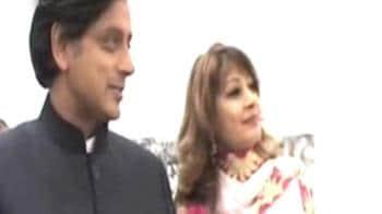 Video : Sunanda to give up Kochi IPL stake