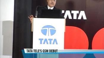 Video : Tata Tele to enter GSM, starts pricing war