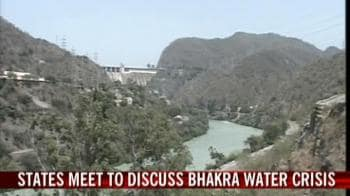 Video : States meet to discuss Bhakra water crisis