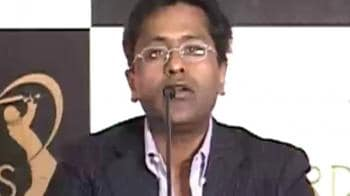 Video : Govt versus Lalit Modi