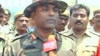 Video : Telangana: Army in trouble over recruitment