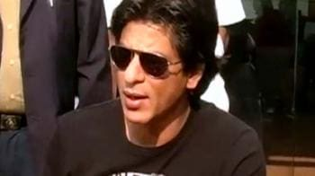 Video : Hockey players need to be kept happy: SRK
