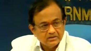 Video : Chidambaram slams Pak for Saeed interview
