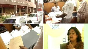 Video : IPL: Tax officials search offices of broadcasters