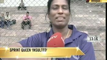 Video : Bhopal admits PT Usha incident is shameful