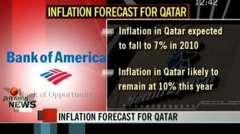 Video : Inflation forecast for Qatar