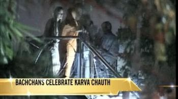 Video : Ash's Karva Chauth