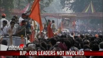 Video : Babri demolition probe over, politics begins