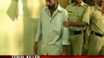 Video : Goa serial killer arrested after 15 years