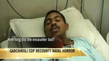 """Video : """"They surrounded us from all sides"""": Gadchiroli terror"""