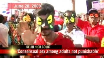 Video : 'Consensual sex among adults is legal'