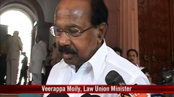 Video : Law minister on court verdict