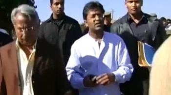 Video : How Lalit Modi made it big in Rajasthan