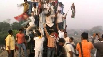 Video : Opposition's Bharat bandh: Air, rail traffic disrupted