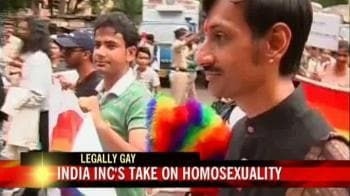 Video : India Inc's take on homosexuality