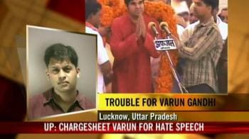 Video : Trouble for Varun Gandhi