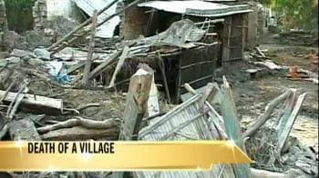 Video : Karnataka floods: Death of a village