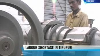 Video : Now, Tirupur faces labour shortage