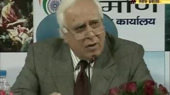 Video : Students of Deemed Universities will get degrees, assures Sibal